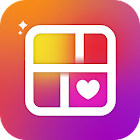 Photo Collage Maker & PIP Camera, Photo Editor icon