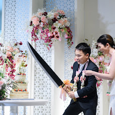 Wedding photographer Sittichok Suratako (sitphotograph). Photo of 27.06.2018