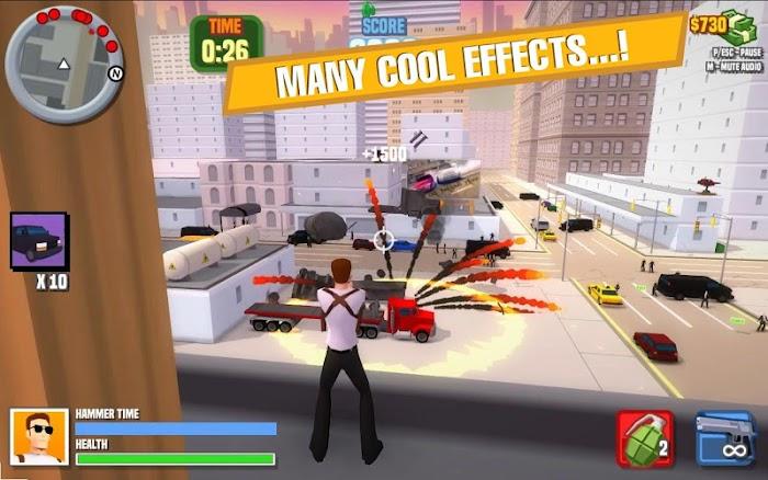 Hammer Reloaded- screenshot thumbnail