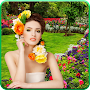 Garden Photo Maker APK icon