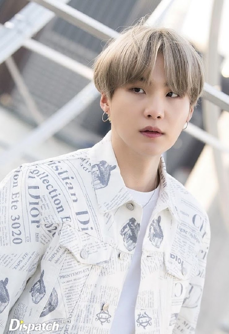 Listen to BTS Suga's Audio Message on Spotify for Festa 2020