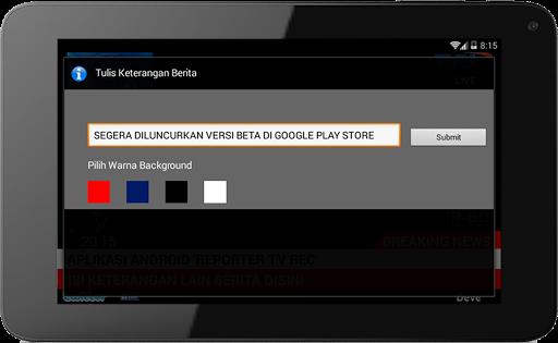 Reporter Tv Rec 1.0.9a 14