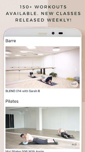 Aleenta Barre On-Demand 2.8.0 screenshots 3