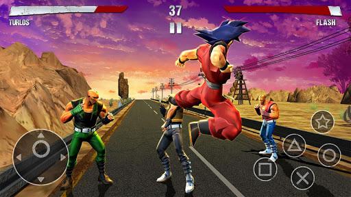 Superhero Fighting Fort Survival Night Revenge 1.3 screenshots 3