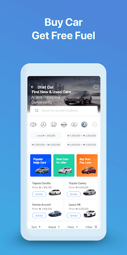 Olist - Offers On Houses & Cars. Shop & Connect 1.1.2 screenshots 2