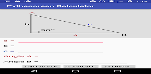 Приложения в Google Play – Pythagorean Calculator