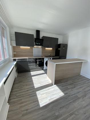 Appartement a louer puteaux - 5 pièce(s) - 90 m2 - Surfyn