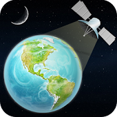 Global Satellite Live Weather Forecast Earth Map