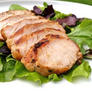 Marinated Turkey Breast.