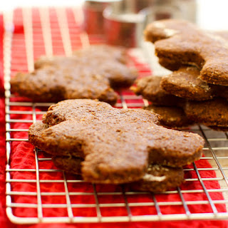 Vegan Gluten-Free Gingerbread Men Recipe