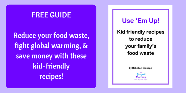 Get your free recipes to fight food waste