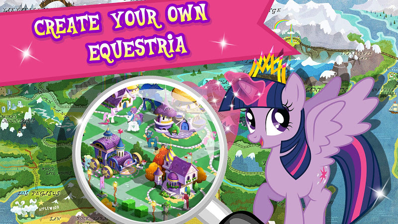MY LITTLE PONY v3.4.0i (Mod Money)