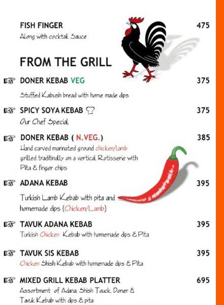 Masha menu 3