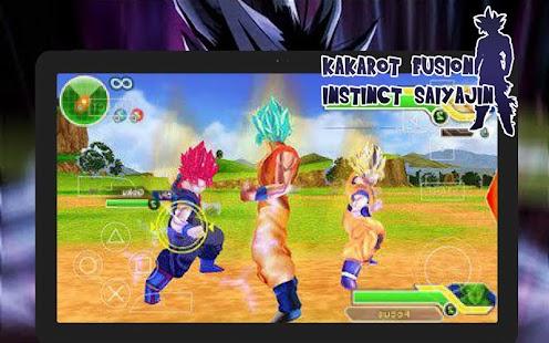 Kakarot Fusion Instinct Saiyajin - náhled