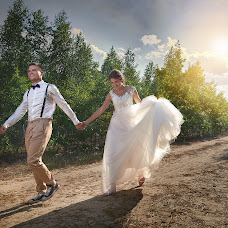 Wedding photographer Eduard Chaplygin (chaplyhin). Photo of 17.09.2018