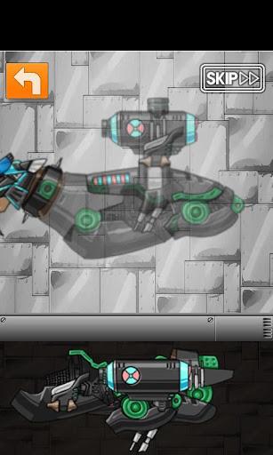 Smilodon Black - Transform! Dino Robot 1.0.0 screenshots 6
