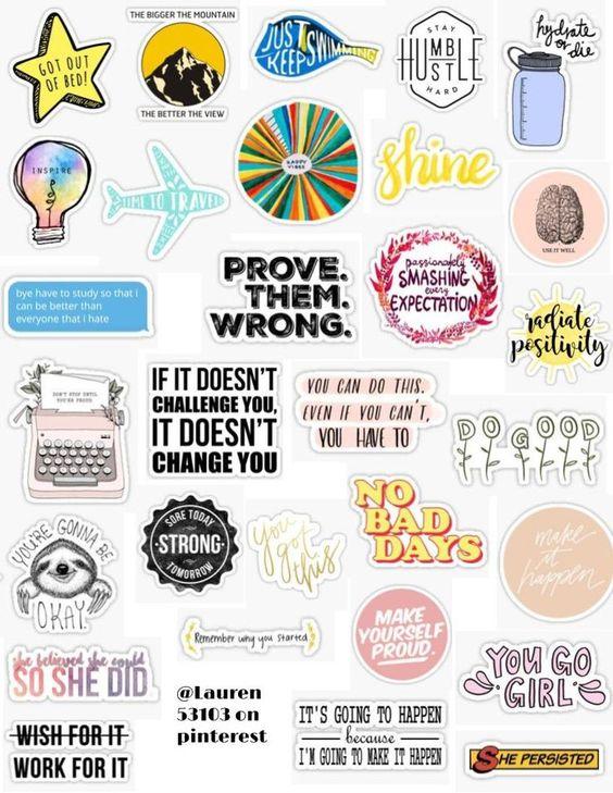 Contoh Desain Stiker : contoh, desain, stiker, Desain, Stiker, Keren, Dengan, Inspirasi, Berikut