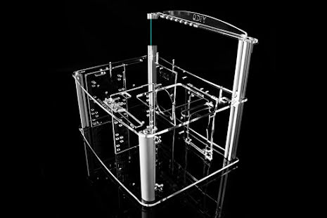 QDIY testbench / kabinett, PC-D003N, klar