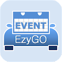 EventEzyGO - Event Ride Share icon
