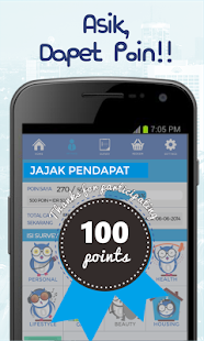 JAKPAT Answer survey and get Airtime Screenshot