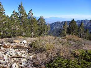 Photo: View east from the summit of Dawson Peak
