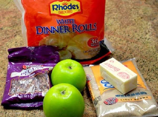 Rhodes Rolls Recipe