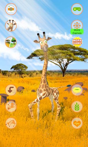 Talking Giraffe screenshots 3