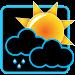 Weather Rise Clock 30+ Widgets icon