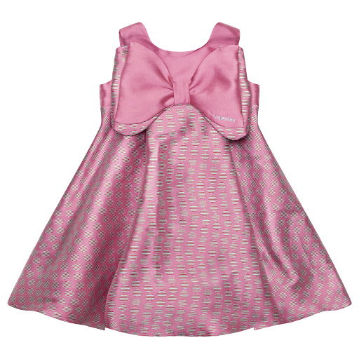 Primary image of ValMax Pink Bow Dress