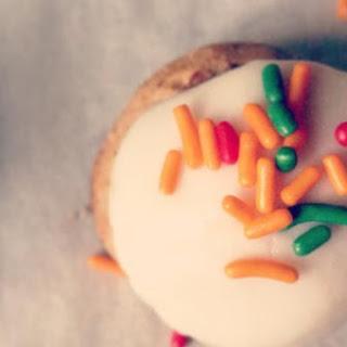 Pumpkin Frost Cookies