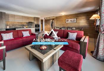 Appartement 5 pièces 83,11 m2