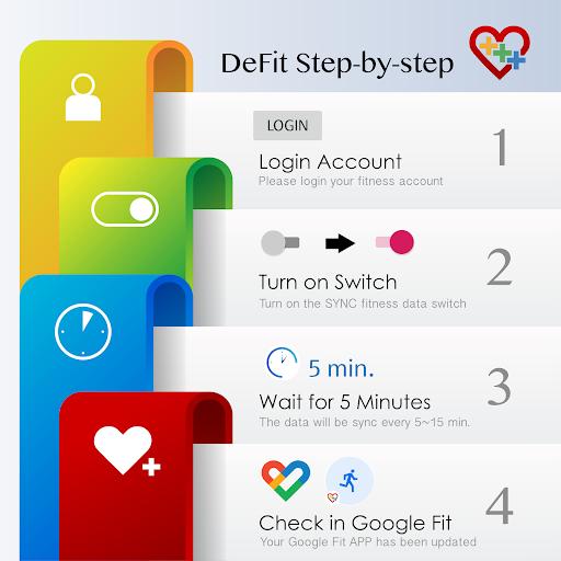 DeFit - Debugger of Fitness Apps Apk 1