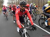 """Franse sprinter niet te spreken over sprint laatste rit Tour de la Provence: """"Door zijn actie raak ik de hekken"""""""