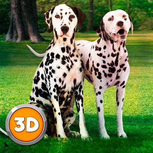 Dalmatian Dog Life Simulator