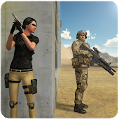 Secret Agent Stealth Mission - Us Army Action Game
