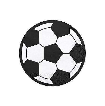 Servetter - Fotboll