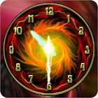 Rock Clock icon