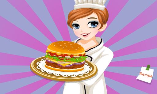 Tessa's Hamburger cooking game 1.2 screenshots 4