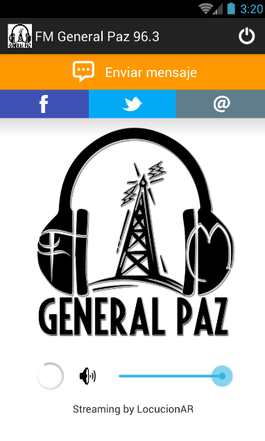 FM General Paz 96.3- screenshot
