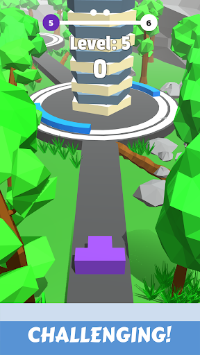 Stacky Tower Breaker: Fire Shooting Stack Ball 3D 2.6 screenshots 4