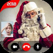 Real Santa Claus Video Call