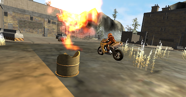 Motorbike Offroad Rush- screenshot thumbnail
