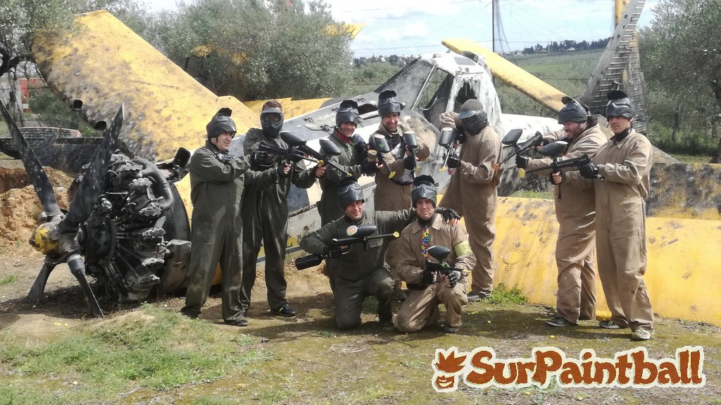Paintball sevilla surpaintball.es