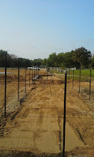 Photo: View from Left Field of curb 07-30-2014
