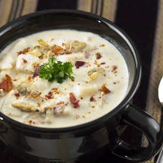 Cream Of Mushroom Clam Chowder Recipes.