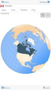 World atlas & world map MxGeo Pro APK [Latest] 2