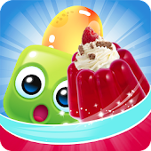 Sweet Jelly Crush Mania