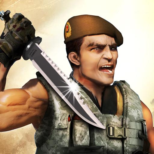 Elite Commando Assassin 3D