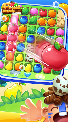 Fruit Crush Mania|玩休閒App免費|玩APPs
