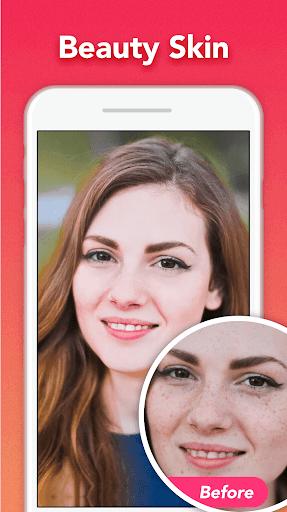 Selfie Camera: Beauty Camera, Photo Editor,Collage  screenshots 11